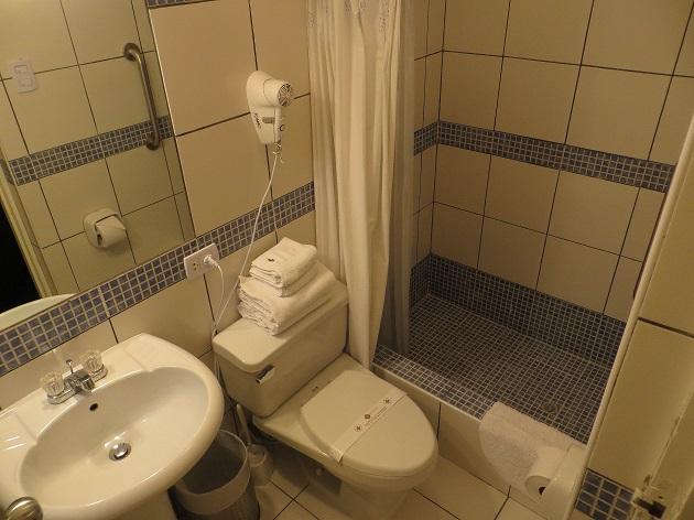 voyage perou hotel toilettes