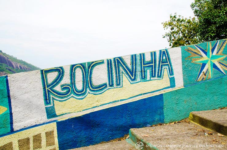 bresil favela rocinha