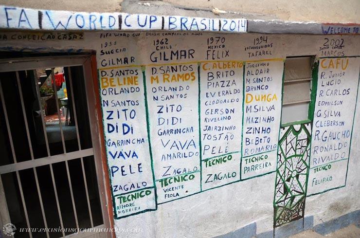 bresil tour favela
