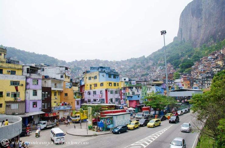 bresil visite favela