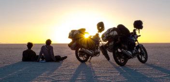 L'Amérique du Sud en moto: 6 mois d'aventure en 125cc