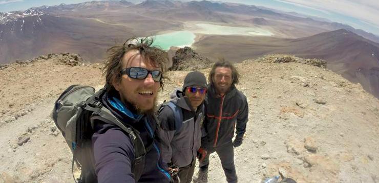 10K Walk en Bolivie: la traversée de l'altiplano à pied