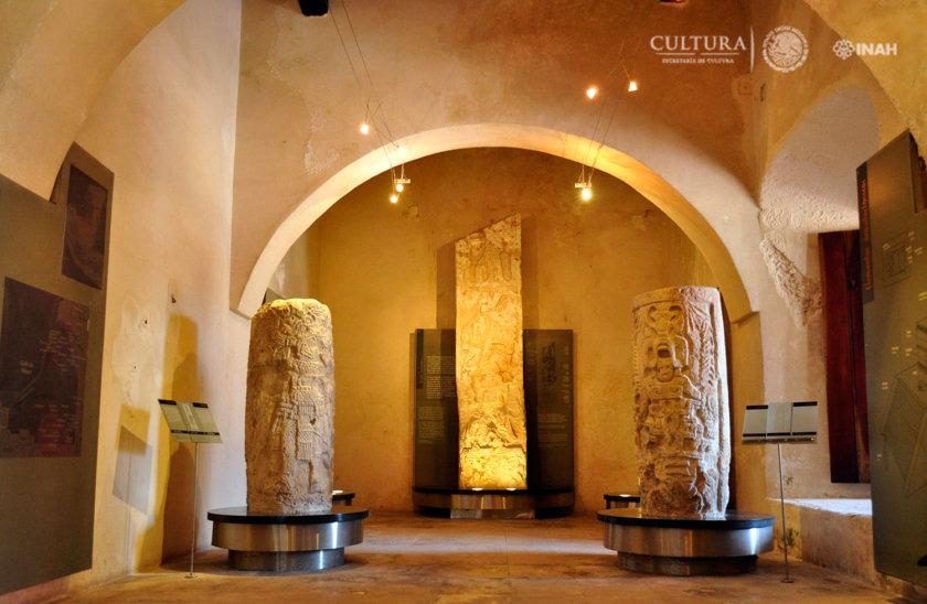musee architecture maya campeche